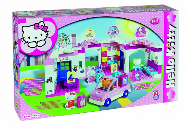 Unico - Hello Kitty - Shopping centre